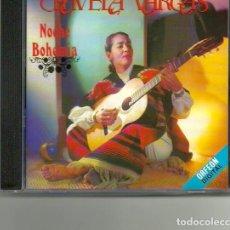 CD de Música: CHAVELA VARGAS. NOCHE BOHEMIA (CD ALBUM). Lote 226638425