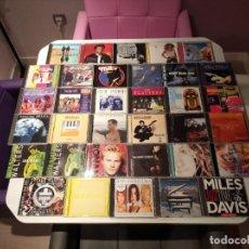 CDs de Música: LOTE 33 CD'S ORIGINALES DE VARIOS ESTILOS MUSICALES Y DIFERENTES ÉPOCAS. Lote 226649495