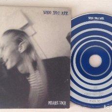 CDs de Música: PEARL JAM WHO YOU ARE CD PROMOCIONAL. Lote 226661085