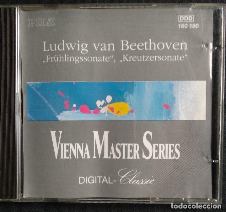CDs de Música: Lote 7 CD interesante - JOHAN S. BACH (CD triple + CD doble + CD sencillo) / BEETHOVEN (CD sencillo - Foto 10 - 226755175