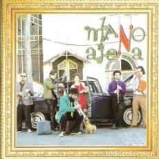 CDs de Música: LA MANO AJENA - LA MANO AJENA. Lote 226763060