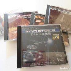CDs de Música: SYNTHETISEUR - LE PLUS GRANDS THEMES (5CD) - EXCELENTE ESTADO. Lote 226823430