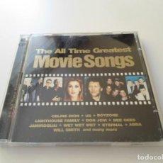 CDs de Musique: THE ALL TIME GREATEST MOVIE SONGS (2CD) - COLUMBIA/SONY M00DCD61 - BUEN ESTADO. Lote 226836612