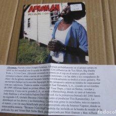CDs de Música: AFROMAN - BECAUSE I GOT HIGH CD SINGLE PROMO CADENA 100. Lote 226836945