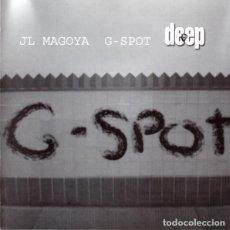 CDs de Música: J.L. MAGOYA - G-SPOT / DEEP. Lote 261930565