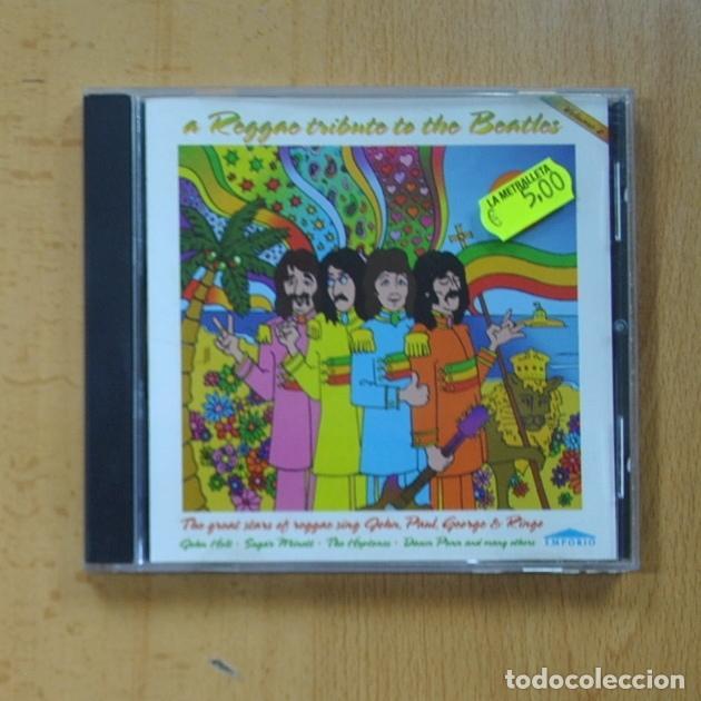 VARIOS - A REGGAE TRIBUTE TO THE BEATLES VOLUME 2 - CD (Música - CD's Reggae)