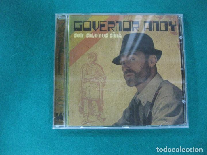 GOVERNOR ANDY. SOM SALOMOS SANG. CD (Música - CD's Reggae)