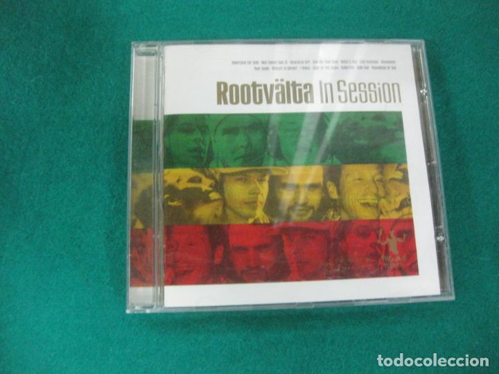 CDs de Música: ROOTVALTA IN SESSION. CD REGGAE. - Foto 1 - 226873735