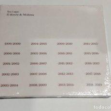 CDs de Música: ARA I AQUÍ / EL DIRECTE DE MISHIMA / CD + DVD-2019 / 20 TEMAS / PRECINTADO.. Lote 226909175