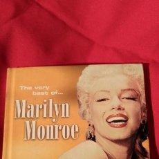 CDs de Música: CD MARILYN MONROE DISCO LIBRO. Lote 226919025