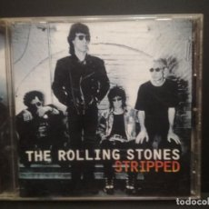 CDs de Música: STRIPPED / THE ROLLING STONES / CD / VIRGIN 1995 PEPETO. Lote 226926485