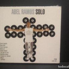 CDs de Música: DOBLE CD LIVE SET ABEL RAMOS - SOLO (PRECINTADO) PEPETO. Lote 226926595