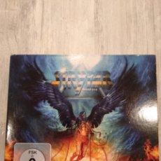 "CDs de Música: STRYPER "" NO MORE HELL TO PAY "" DELUXE EDITION CD/DVD. 2013. MUY DIFÍCIL DE ENCONTRAR.. Lote 226963377"