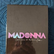 CDs de Música: MADONNA - CONFESSIONS ON A DANCE FLOOR - SPECIAL EDITION 2 BOOKS + CD. Lote 226978925