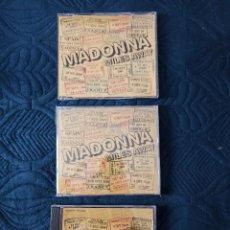 CDs de Música: LOTE SINGLES MADONNA MILES AWAY. Lote 226979785