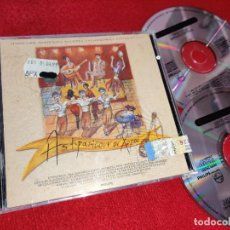 CDs de Música: MUSICA TRADICIONAL FOLK GRECIA GREECE RECOPILATORIO 2CD 1995 PHILIPS GRECIA 35 CANCIONES. Lote 226984220