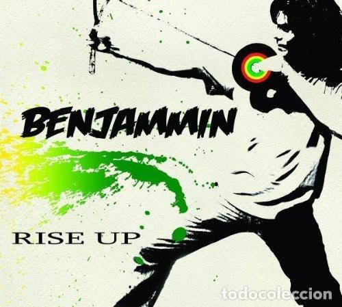 BENJAMMIN - RISE UP (Música - CD's Reggae)