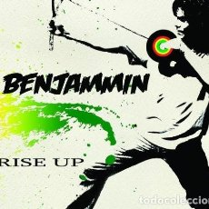 CDs de Música: BENJAMMIN - RISE UP. Lote 227013710