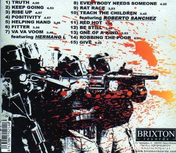 CDs de Música: BENJAMMIN - RISE UP - Foto 2 - 227013710