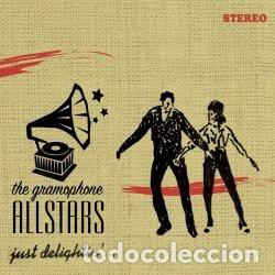 THE GRAMOPHONE ALLSTARS ‎– JUST DELIGHTING'... (Música - CD's Reggae)