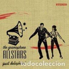 CDs de Música: THE GRAMOPHONE ALLSTARS – JUST DELIGHTING'.... Lote 227076490