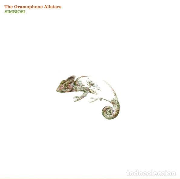 THE GRAMOPHONE ALLSTARS - SIMBIOSI (Música - CD's Reggae)