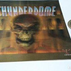 CDs de Música: CARATULA 3D DEL CD ( THUNDERDOME XX - SOLO CARATULA PORTADA HOLOGRAFICA ). Lote 227102745