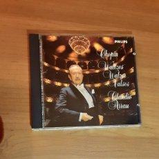 CDs de Musique: CHOPIN , VALSES PHILIPS , 1983, CLAUDIO ARRAU. CD IMPRESO EN ALEMANIA (HANNOVER). Lote 227103965