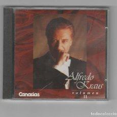CDs de Música: ALFREDO KRAUS- CANARIAS- VOLUMEN II. Lote 227122605