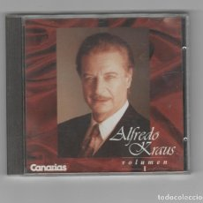 CDs de Música: ALFREDO KRAUS- CANARIAS- VOLUMEN I. Lote 227122680
