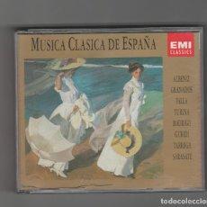 CDs de Música: MUSICA CLASICA DE ESPAÑA. Lote 227122750