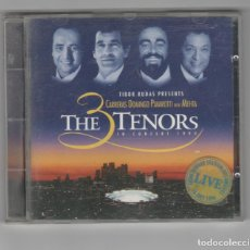 CDs de Música: THE TENORS- CARRERAS-DOMINGO PAVAROTTI. Lote 227123030