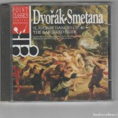 CDs de Música: DVORAK SMETANA-. Lote 227123660