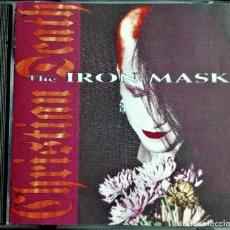 CDs de Música: CHRISTIAN DEATH - THE IRON MASK (DEATHROCK). Lote 227127625