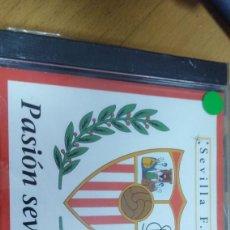 CDs de Música: SEVILLA F.C. PASION SEVILLISTA. Lote 227147885