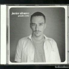 CDs de Música: JAVIER ÁLVAREZ - GRANDES ÉXITOS. GASA 2001. Lote 227201300