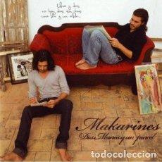 CDs de Música: MAKARINES – DOS MANOS Y UN PINCEL - NUEVO Y PRECINTADO. Lote 227231525