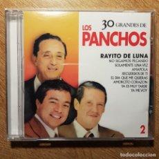 CDs de Música: CD 30 GRANDES DE LOS PANCHOS. VOL.,2. Lote 227239580