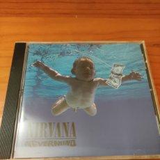 CD de Música: CD NIRVANA. NEVERMIND. Lote 227241170