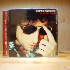 CDs de Música: ANDRÉS CALAMARO - ALTA SUCIEDAD + MAQUETAS - CD -. Lote 227273585
