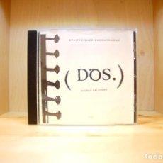 CDs de Música: ANDRÉS CALAMARO - GRABACIONES ENCONTRADAS VOLUMEN 2 - CD -. Lote 227273750