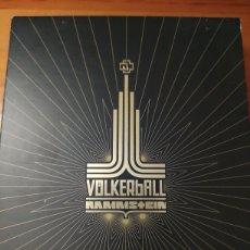 CDs de Música: 2CDS+DVD RAMMSTEIN. VOLKERBALL. Lote 227273850