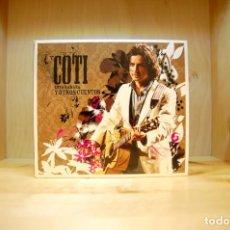 CDs de Música: COTI - ESTA MAÑANA Y OTROS CUENTOS - CD + DVD -. Lote 227273945