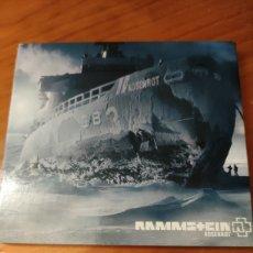 CD de Música: CD RAMMSTEIN. ROSENROT. Lote 227274110