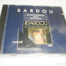 CDs de Música: CD MICHEL SARDOU. TREMA 1993 8 TEMAS (SEMINUEVO). Lote 227278394
