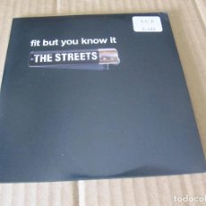 CDs de Música: THE STREETS / FIT BUT YOU KNOW IT (CD SINGLE CARTON 2004). Lote 227446847