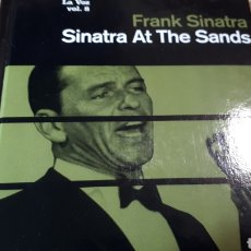 CDs de Música: FRANK SINATRA SINATRA AT THE SANDS MI VOZ CD COLECCION EL PAIS. Lote 227451045