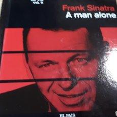 CDs de Música: FRANK SINATRA A MAN ALONE MI VOZ CD COLECCION EL PAIS. Lote 227451315