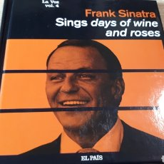 CDs de Música: FRANK SINATRA SINGS DAYS OF WINE AND ROSES. Lote 227452090