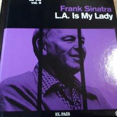 CDs de Música: FRANK SINATRA L.A. IS MY LADY MI VOZ CD COLECCION EL PAIS. Lote 227453880